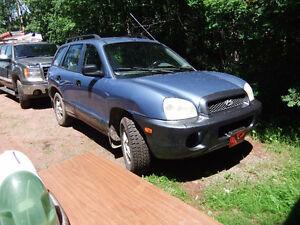 Hyundai Santa Fe $600 OBO