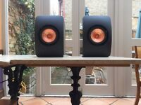 KEF LS50 Speakers