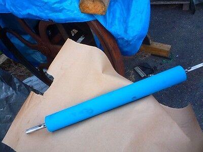 Brand New Cp Roller Chandler Price 10x15 Hand Fed Platen Cp Letterpress