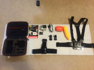 GoPro Hero 4 & accessories