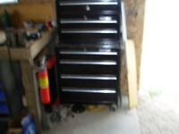 Craftsman 3 section tool chest