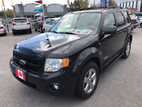 2008 Ford Escape LIMITED AWD SUV....LOADED....MINT CONDITION City of Toronto Toronto (GTA) Preview