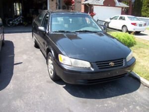 1998 TOYOTA CAMRY XLE Fully Loaded