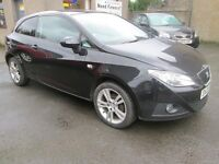 SEAT Ibiza SC 1.6 16V SPORT 105PS - CAR NOW SOLD - (black) 2009