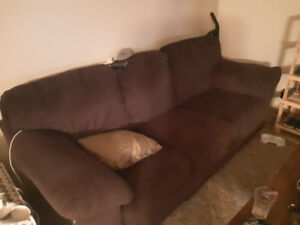 Couch & love seat 250 obo