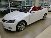 Lexus IS 250C CONVERTIBLE ** 5 000 KM 2014