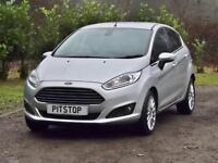 Ford Fiesta Titanium 1.0 5dr PETROL MANUAL 2013/13