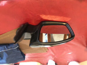 2014 Passat Driver Side Power Mirror Black NEW