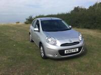 Nissan Micra 1.2 12v ( 79bhp ) CVT ( 2011 ) Acenta