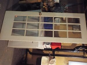 FRENCH  DOOR  SET 140.00  for  set