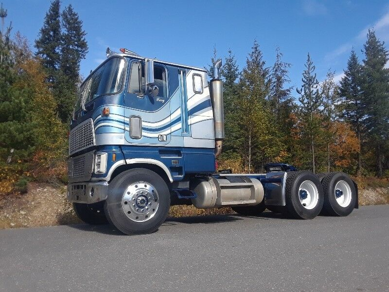 Cabover Trucks For Sale >> Ford Cl9000 Cabover Coe Truck For Sale Heavy Trucks