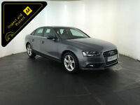 2012 62 AUDI A4 TECHNIK TDI 1 OWNER SERVICE HISTORY FINANCE PX WELCOME