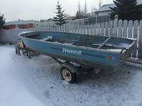 14 foot princecraft aluminum boat