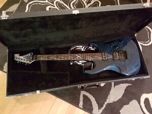 Washburn X40 Pro Series for Sale w/ Hard Case