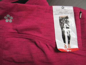 "Yoga/Exercise/Sport leggings,""Tuff Athletics"" Medium, BNWT"