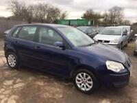 VOLKSWAGEN POLO 2006/55 1.4 MY SE 75 PETROL - AUTO - LOW MILE - 1 OWNER FROM NEW