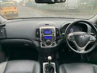 2008 Hyundai i30 2.0 CRDi Premium 5dr Hatchback Diesel Manual