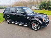 2010 Land Rover Range Rover Sport 3.0 TD V6 HSE SUV 5dr Diesel Automatic
