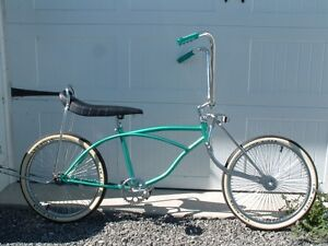 """20"""" Lowrider bicycle, new"""