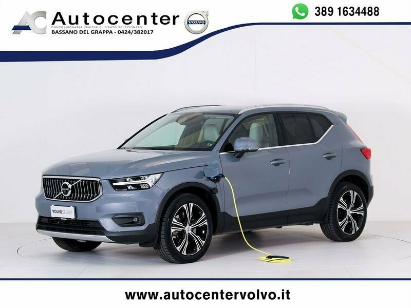 Volvo XC40  T5 Twin Engine Geartronic Inscription