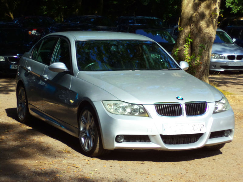 BMW 320 2.0TD 2007MY d M Sport 7