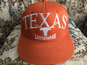 Texas LONGHORNS Top of the World Snapback Cap ☆Brand NEW☆