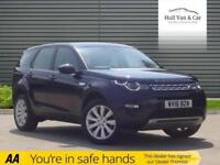 2016 16 LAND ROVER DISCOVERY SPORT 2.0 TD4 HSE 5D 150 BHP DIESEL