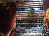 Collection of DVDs!