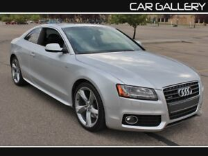 2011 Audi A5 2.0T S-LINE QUATTRO w/Leather, Sunroof $169B/W YOU'