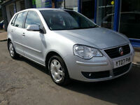 2006 VOLKSWAGEN POLO 1.4 TDI 5 DR MANUAL MOT JUNE 2017