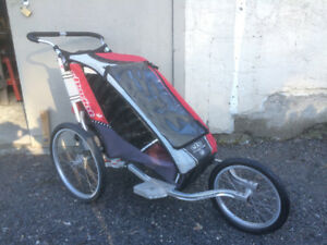 Chariot Stroller & attachments