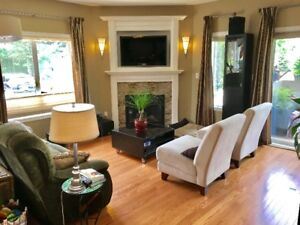 STUNNING EXECUTIVE CONDO - ACROSS FROM RIVER VALLEY &TRAILS!!
