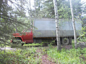 1977 GMC 7000 5 ton delivery truck