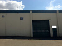 industrial bay avalible in southgate industrial park