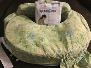 My Brest Friend Original and Inflatable Travel Nursing Pillow