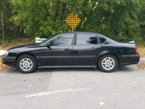 ☆ 1 Owner ☆ 150km ☆ 2000 Chevy Impala ☆ Daily Driver !!! L@@K !