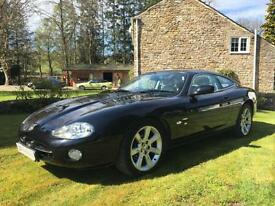 STUNNING BLACK JAGUAR XK8 4.2 V8 FACELIFT 300hp USABLE CLASSIC ICONIC MODEL