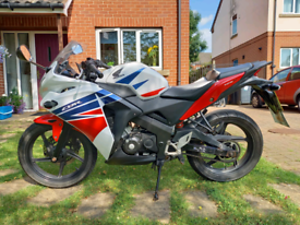 2015 Honda CBR 125 R-F
