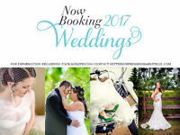 Wedding Packages Starting at $650.00