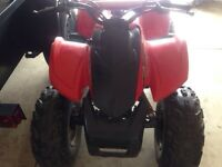 Kids Atv can-am ds90 $1650 obo