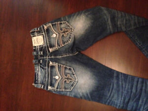 Men's rock revival jeans Regina Regina Area image 2