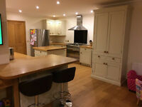 Hand Built Solid Oak Kitchen