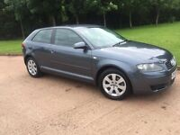 1.9 Diesel Audi A3 Drives Beautifully with Mot till April 2017