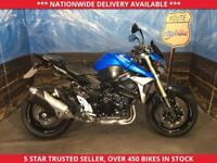 SUZUKI GSR750 GSR 750 AL2 ABS MODEL NAKED SPORTS MOT TILL JAN 2018 2012 62