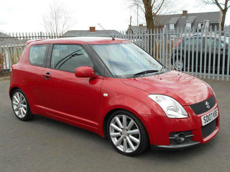 2007 suzuki swift 1 6 vvt sport 3dr in larkhall south lanarkshire gumtree. Black Bedroom Furniture Sets. Home Design Ideas