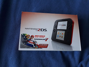 Modded Nintendo 2ds and 2 DSI XL s