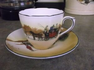 Royal Doulton Teacup and Saucer