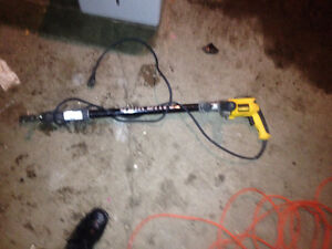 **WiLL DELIVER!** DeWalt Deck/Drywall drill with quik driver