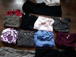 lot de vêtement de maternité XXL
