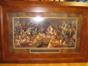 ***THE LAST SUPPER COLLECTOR PIECE***